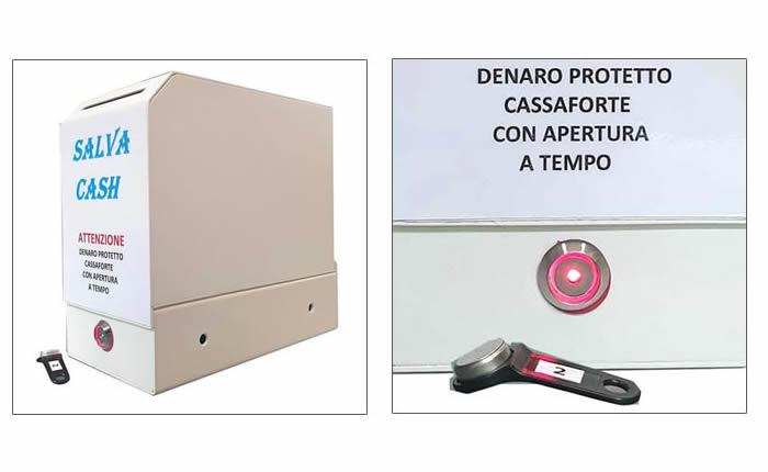 Casseforti Antirapina