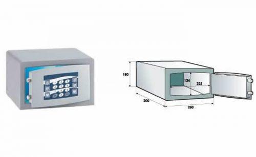 CassefortiHotel BOX921
